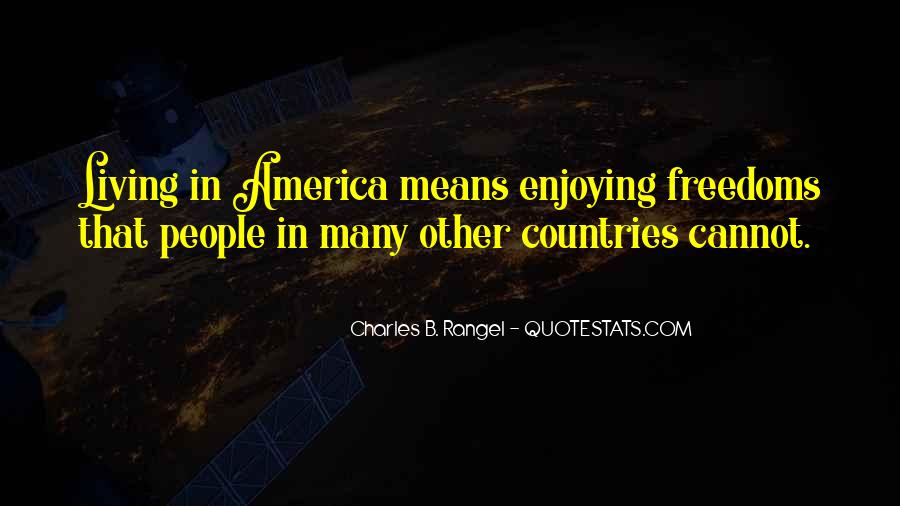 Quotes About America From Other Countries #811631