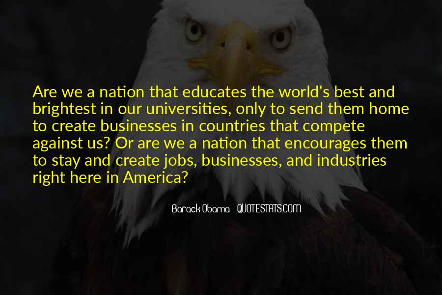 Quotes About America From Other Countries #856427