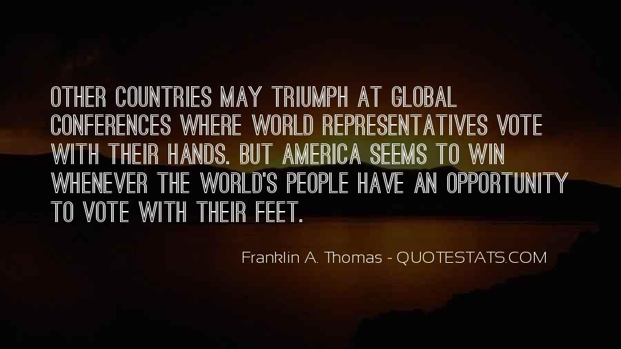 Quotes About America From Other Countries #885808