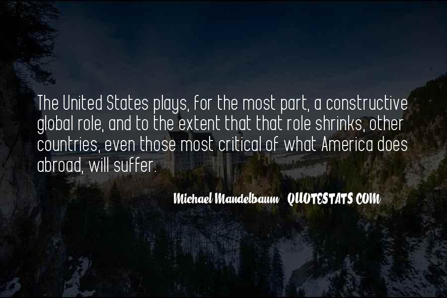 Quotes About America From Other Countries #897038