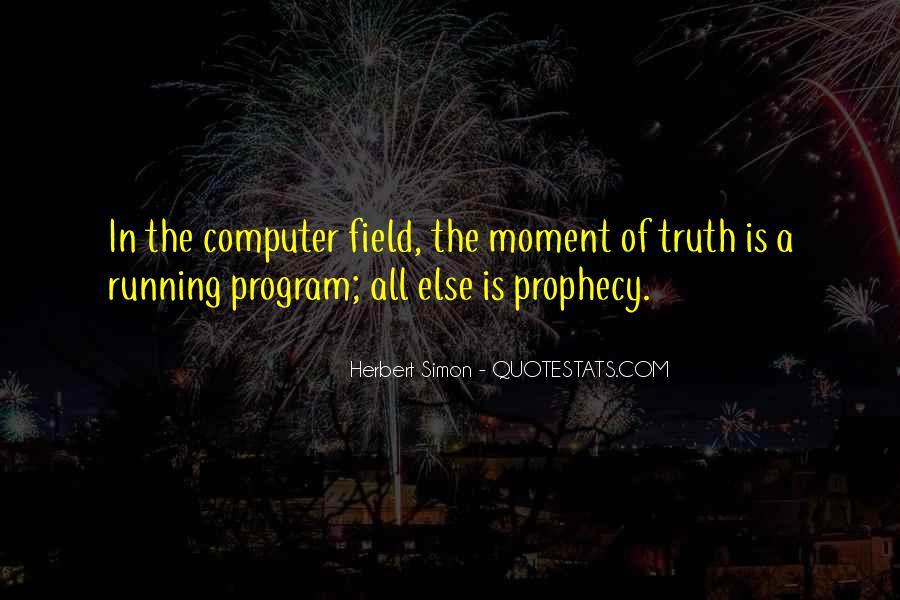 Simon Herbert Quotes #135254