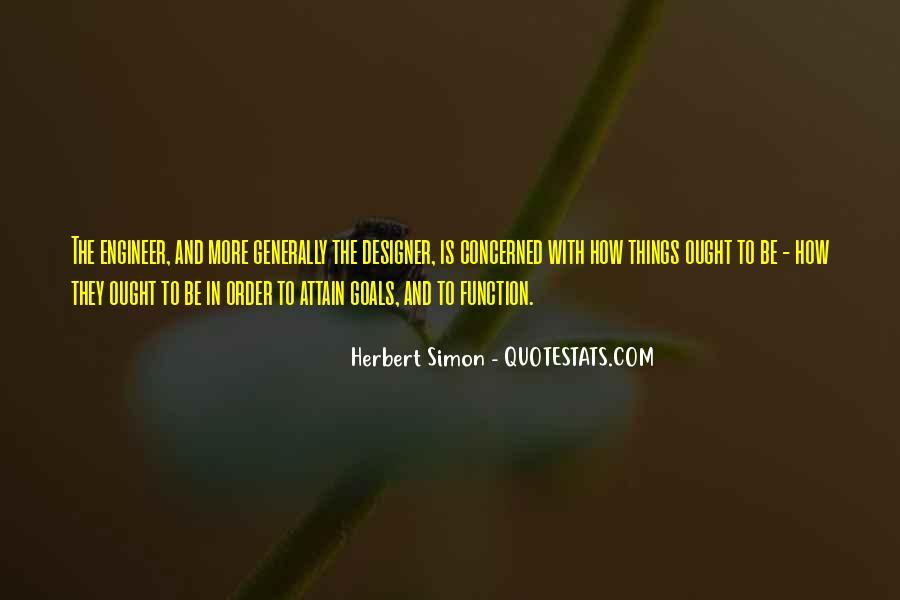 Simon Herbert Quotes #1687378