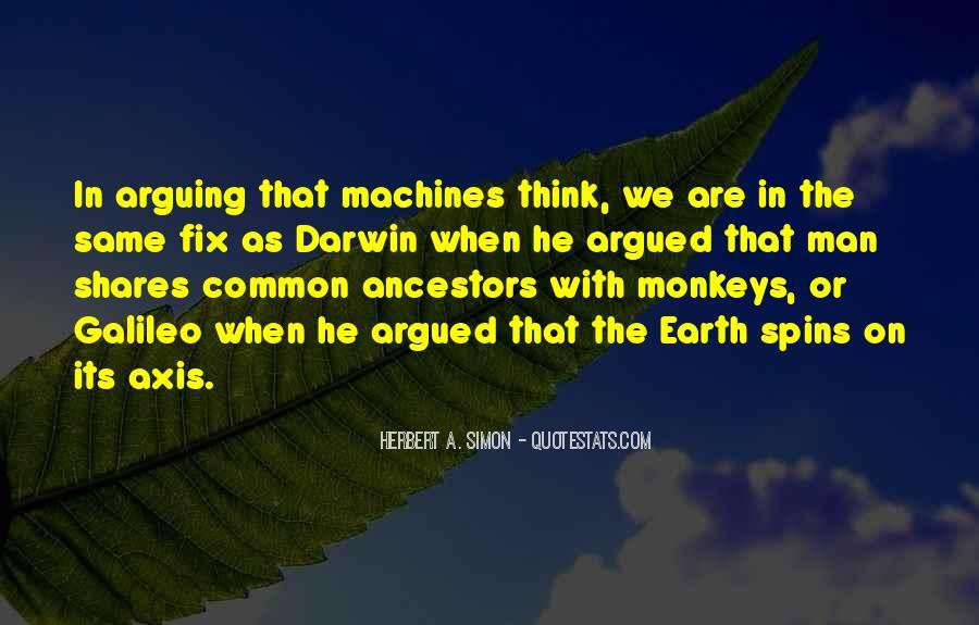 Simon Herbert Quotes #220716