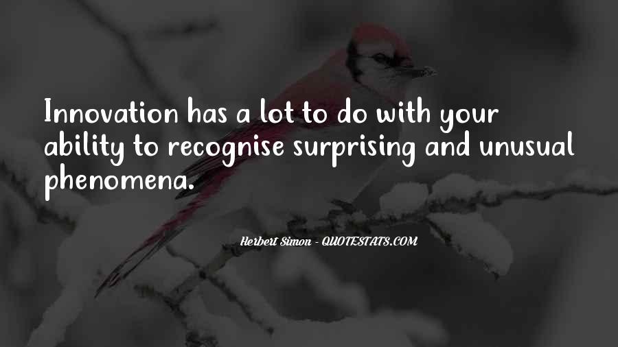 Simon Herbert Quotes #516645