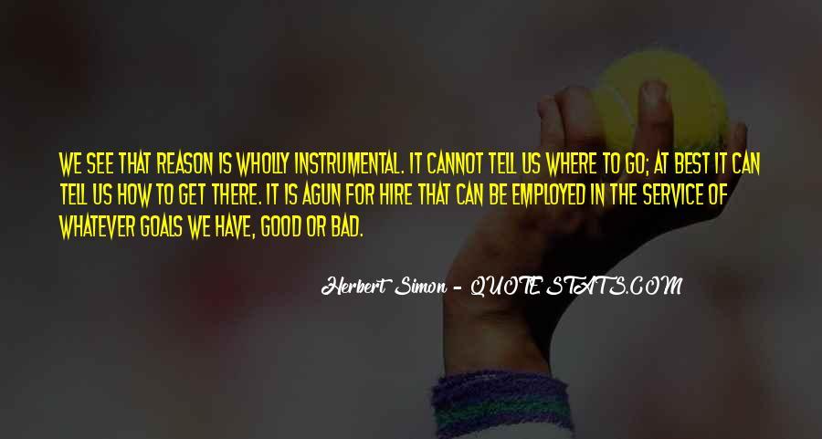 Simon Herbert Quotes #87148