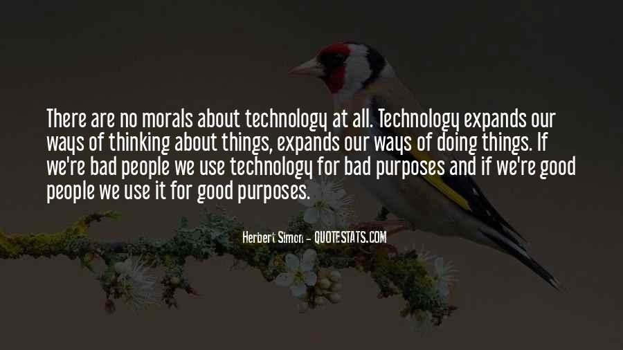 Simon Herbert Quotes #900127