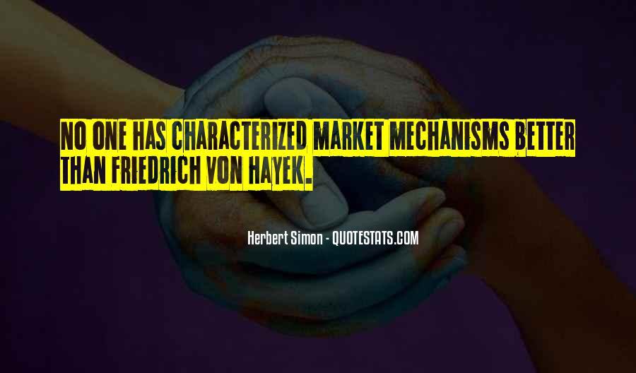 Simon Herbert Quotes #919308