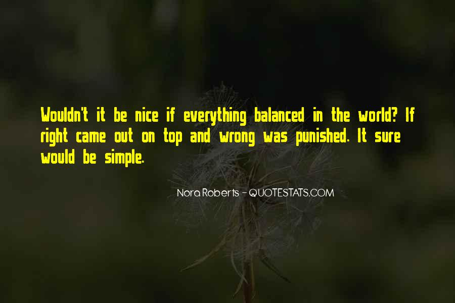 Simple And Nice Quotes #1000108