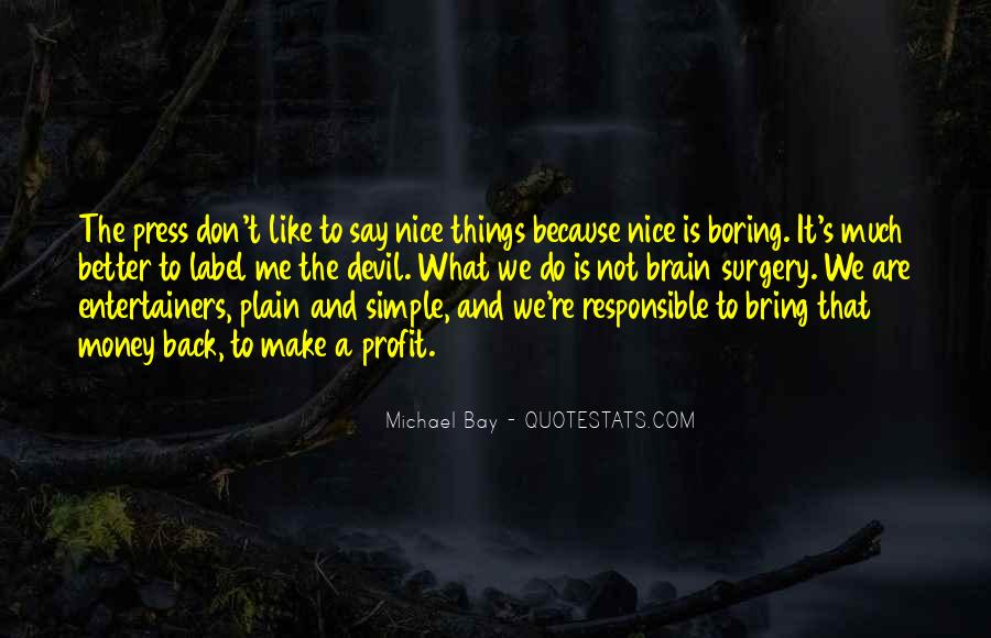 Simple And Nice Quotes #377690