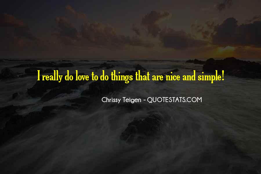 Simple And Nice Quotes #569842