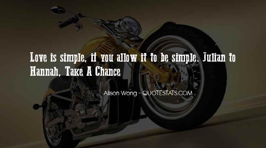 Simple But Funny Quotes #1106859