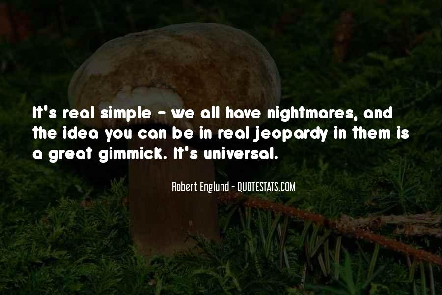 Simple But Real Quotes #334654