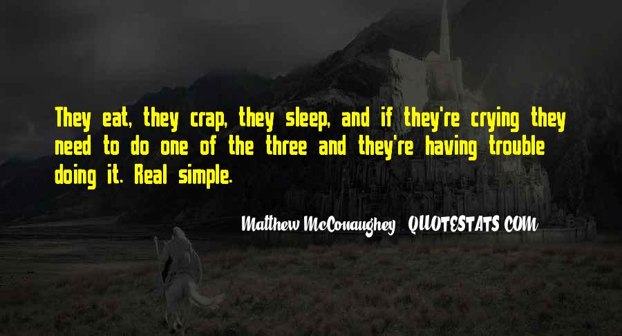 Simple But Real Quotes #624231