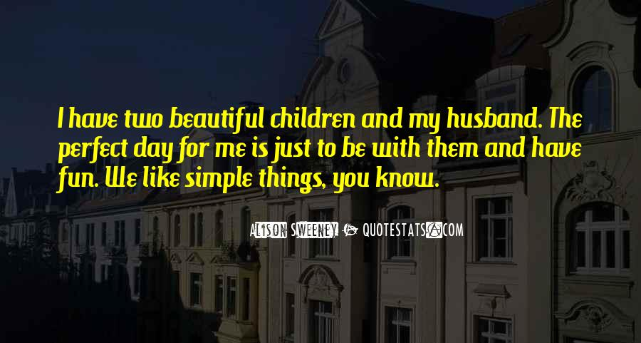 Simple Children's Day Quotes #508634