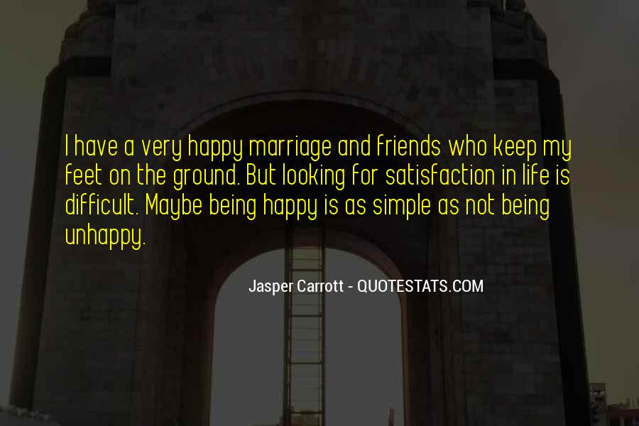 Simple Things Happy Quotes #396317