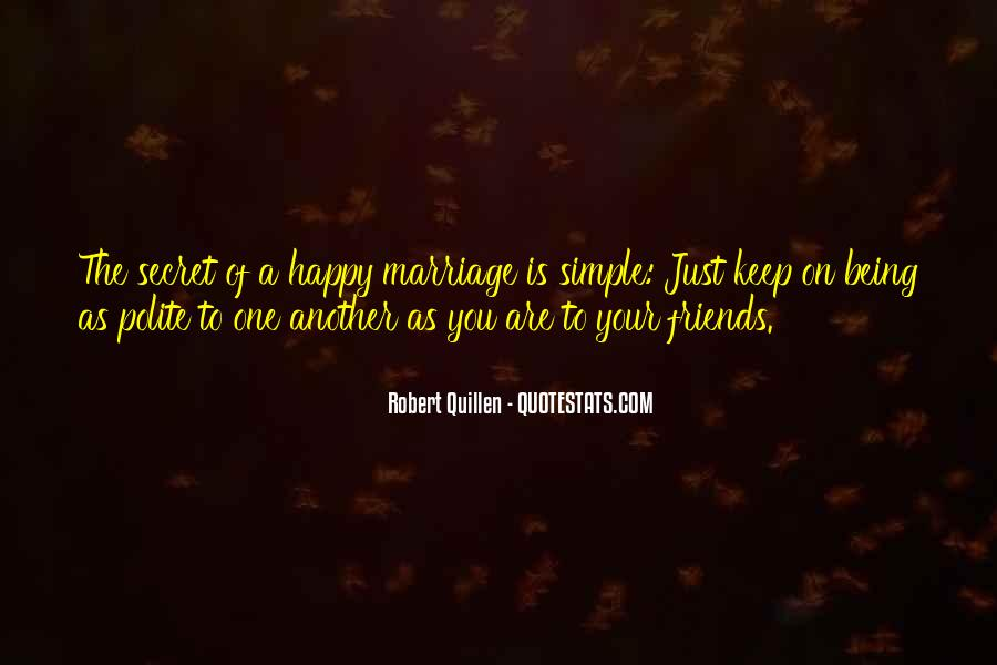 Simple Things Happy Quotes #684241