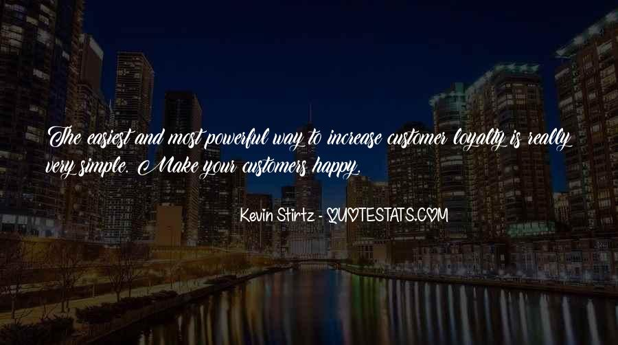 Simple Things Happy Quotes #696166
