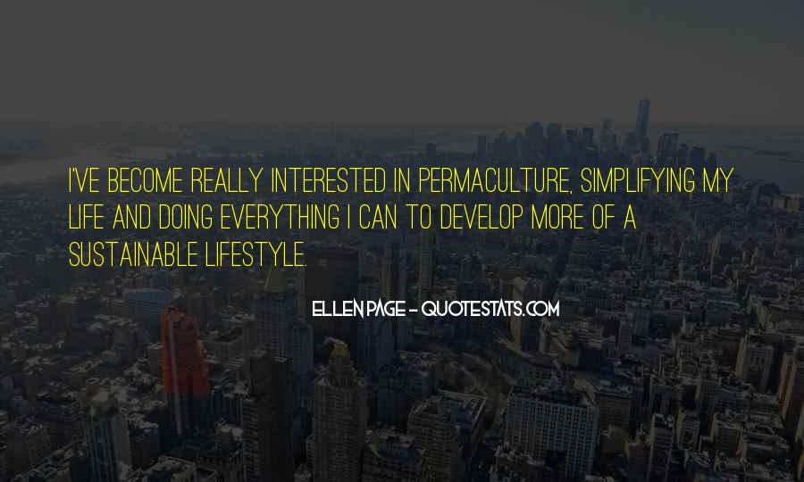 Simplifying Life Quotes #210708