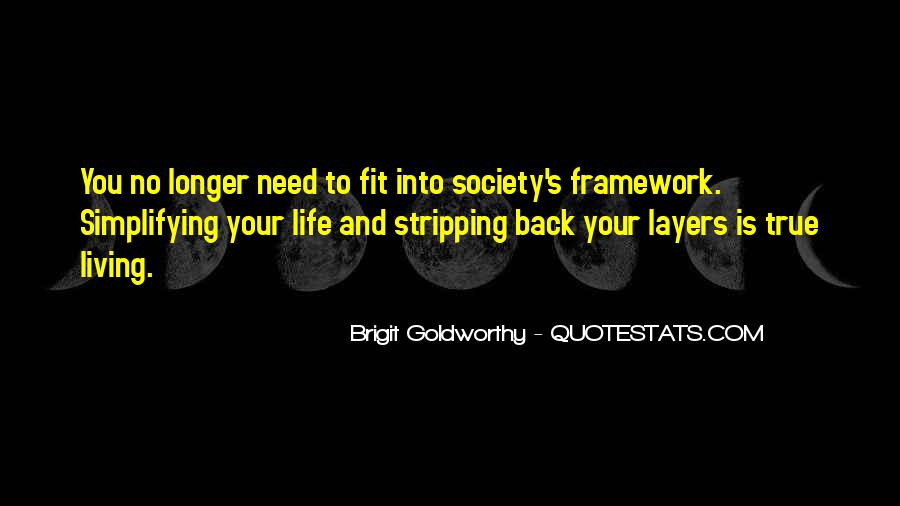 Simplifying Life Quotes #630674