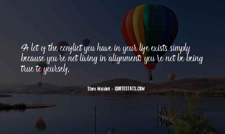 Simply Be Yourself Quotes #496450