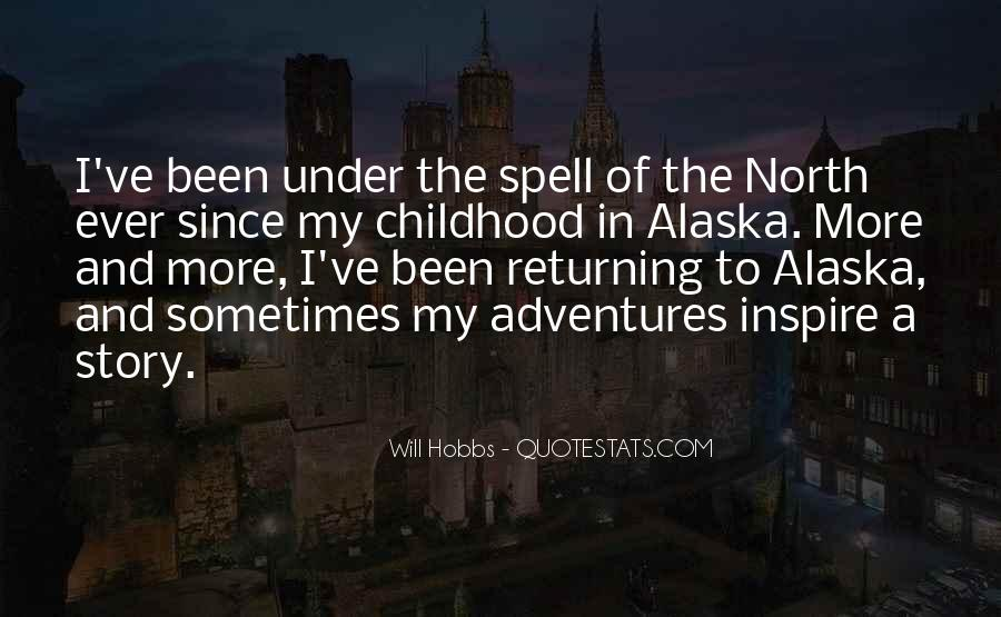 Since Childhood Quotes #961545