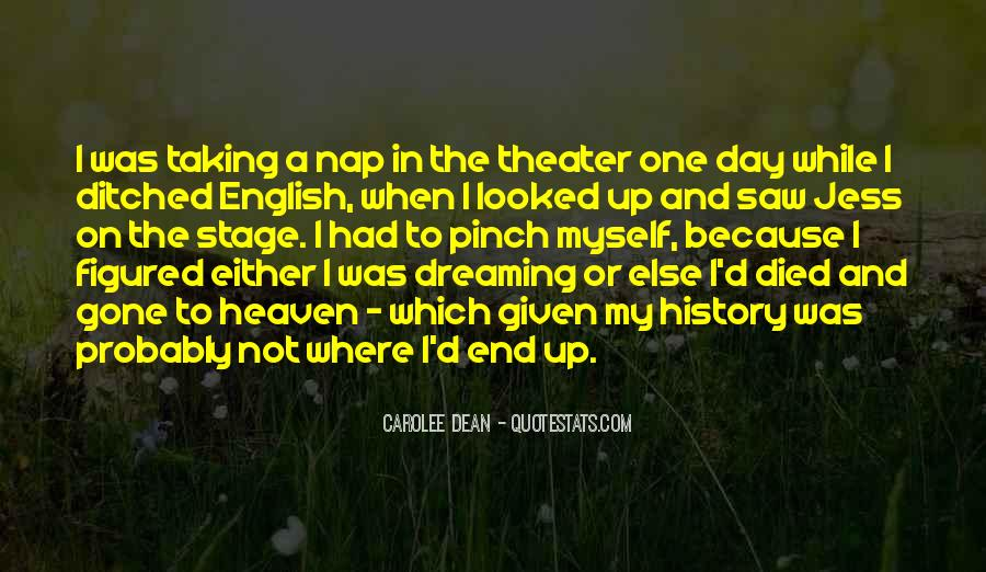 Since The Day I Saw You Quotes #143341