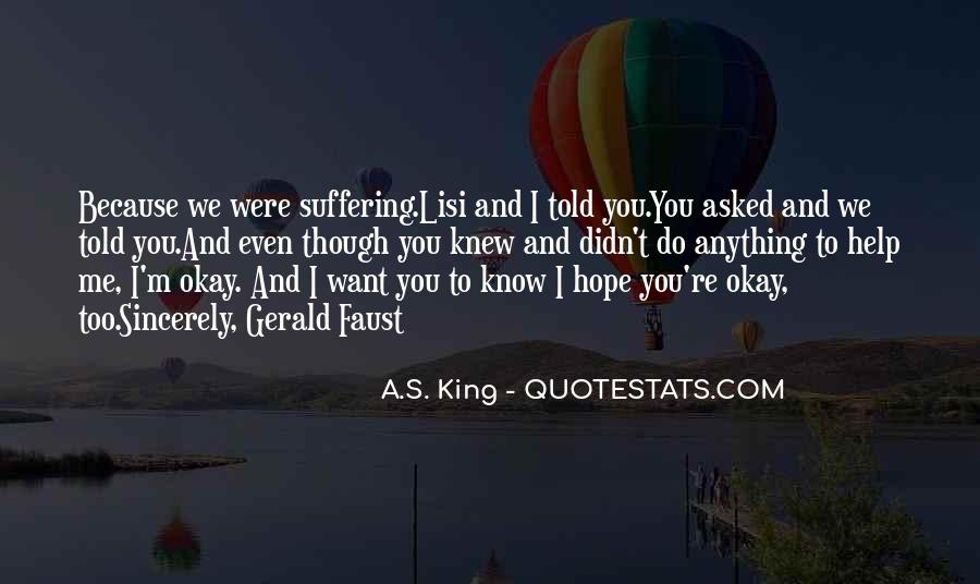 Sincerely Sorry Quotes #414329
