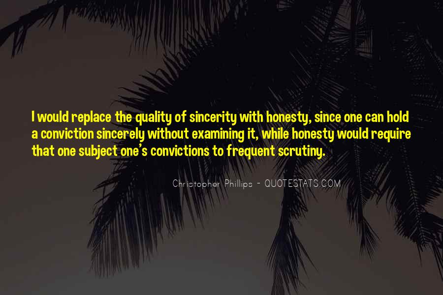 Sincerely Sorry Quotes #9182