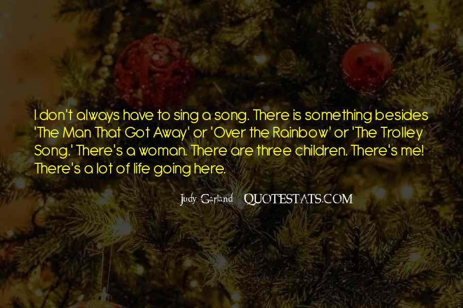 Sing Your Own Song Quotes #41029