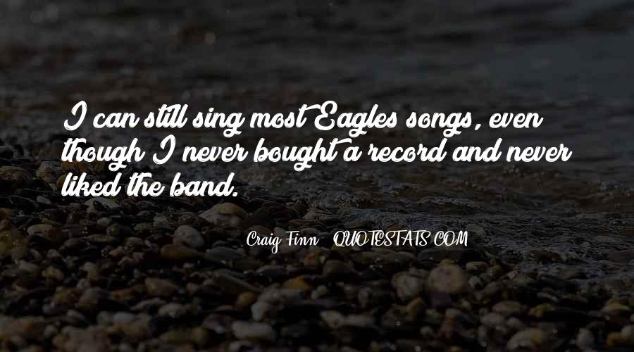 Sing Your Own Song Quotes #91610