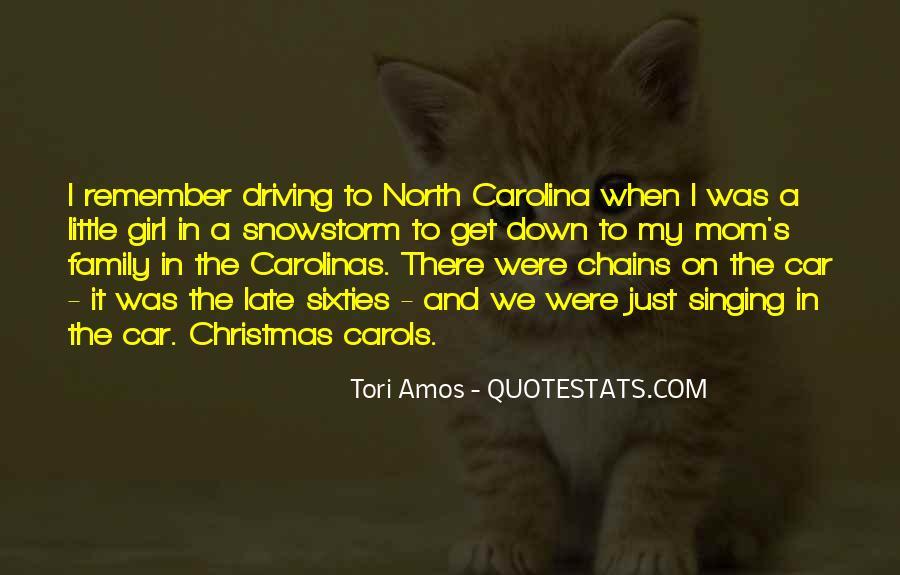 Singing In Car Quotes #369653
