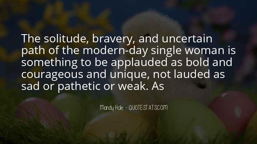 Single But Sad Quotes #1092675