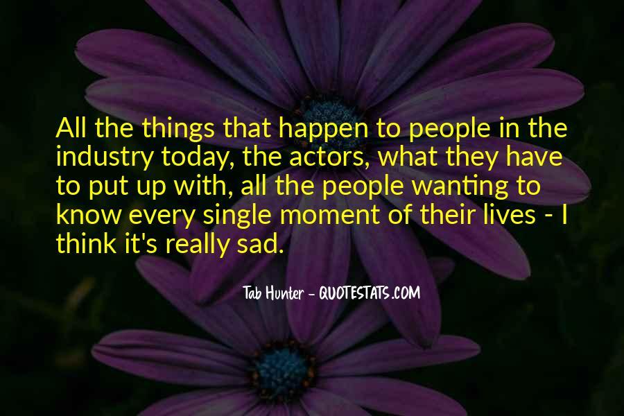Single But Sad Quotes #1325022