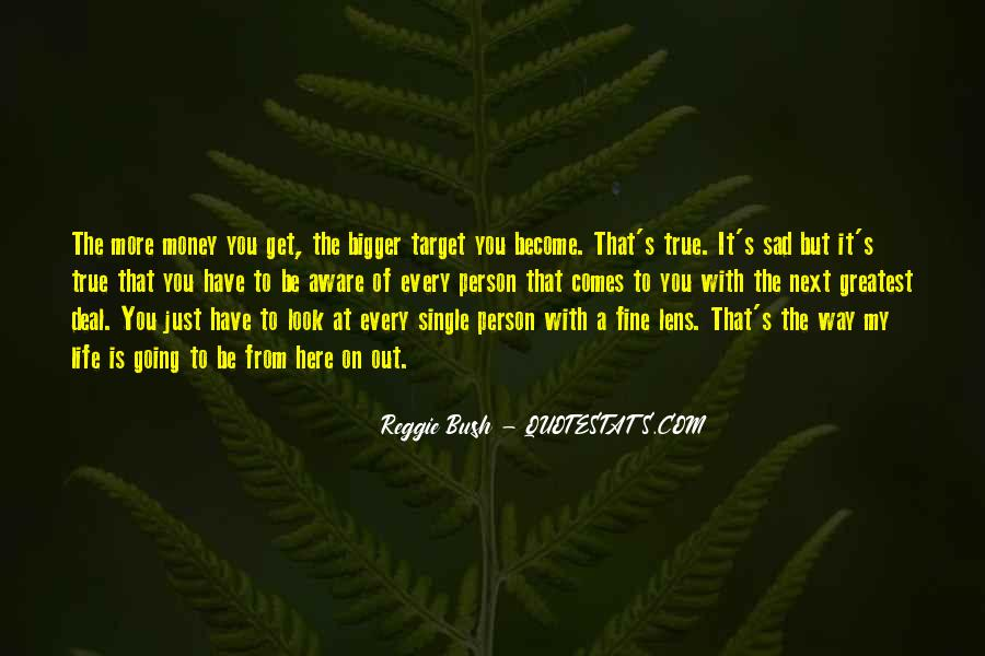Single But Sad Quotes #1356050