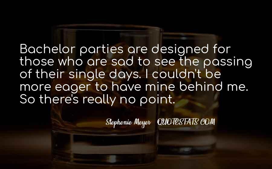 Single But Sad Quotes #235405