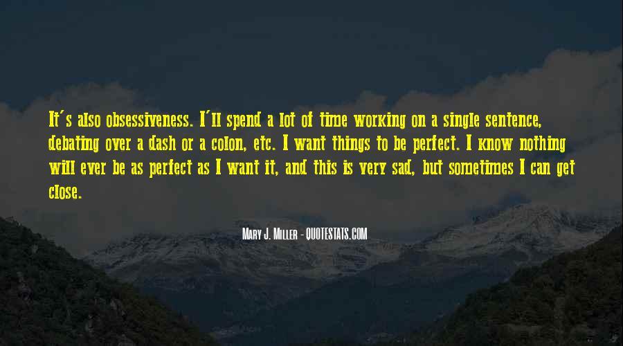 Single But Sad Quotes #282936