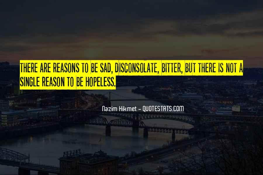 Single But Sad Quotes #615988