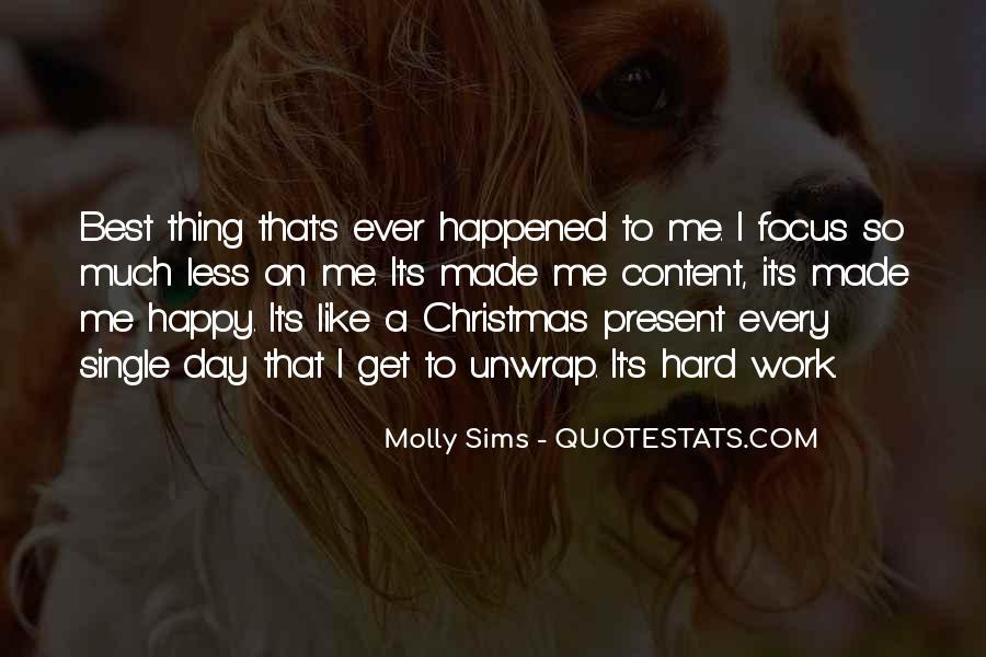 Single Christmas Quotes #483534
