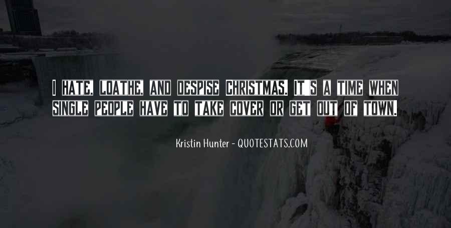 Single Christmas Quotes #9288