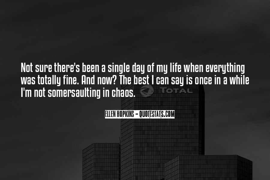 Single Life Best Life Quotes #858615