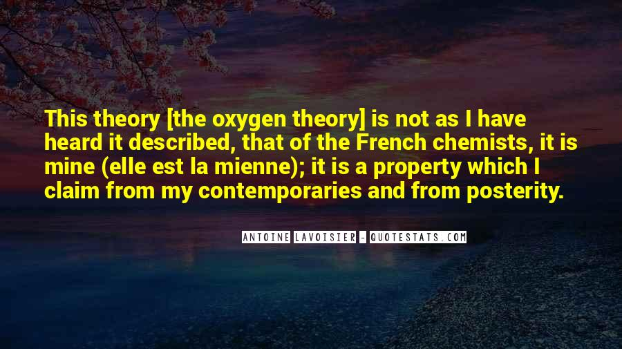 Quotes About Antoine Lavoisier #1400241