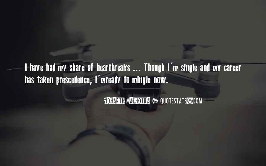 Single Ready Mingle Quotes #1200580