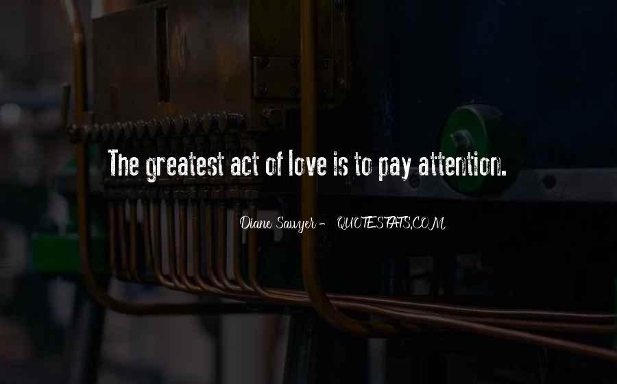 Single Word Attitude Quotes #213953