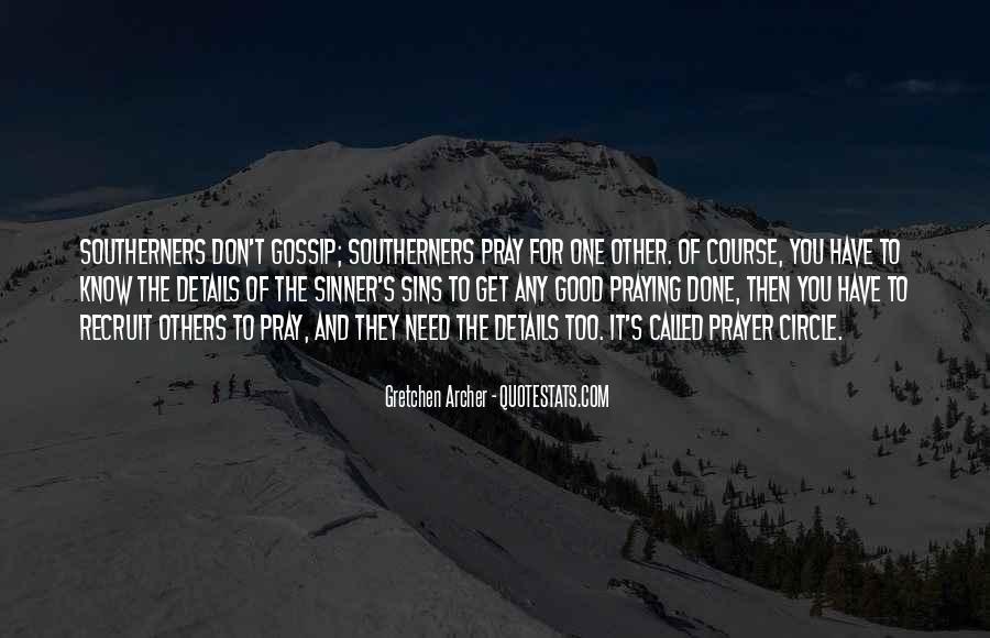 Sinner's Prayer Quotes #1214077