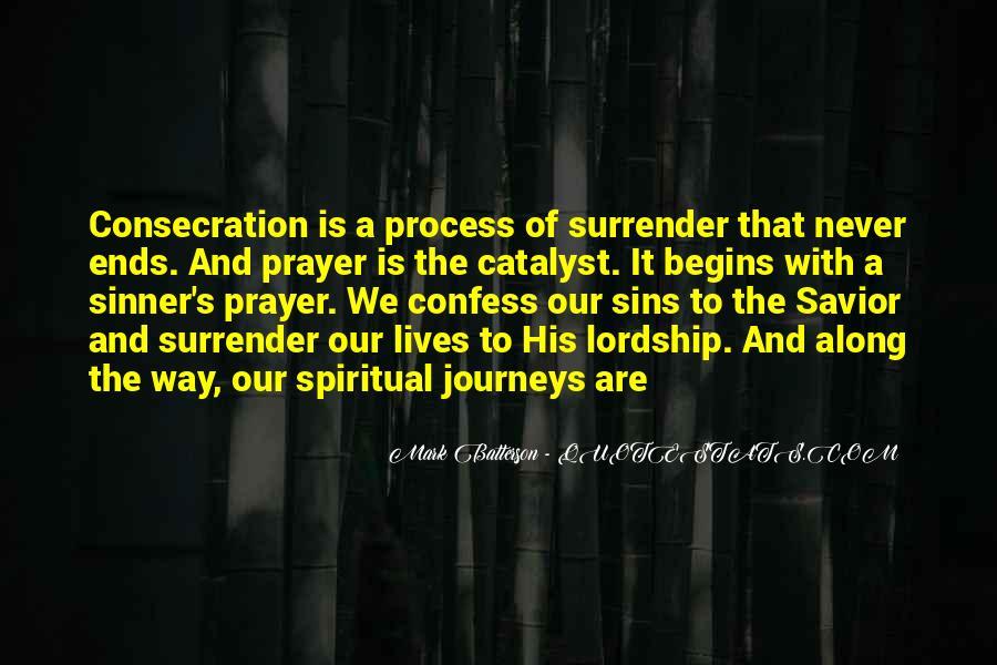 Sinner's Prayer Quotes #1415560