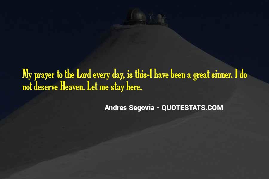 Sinner's Prayer Quotes #187740