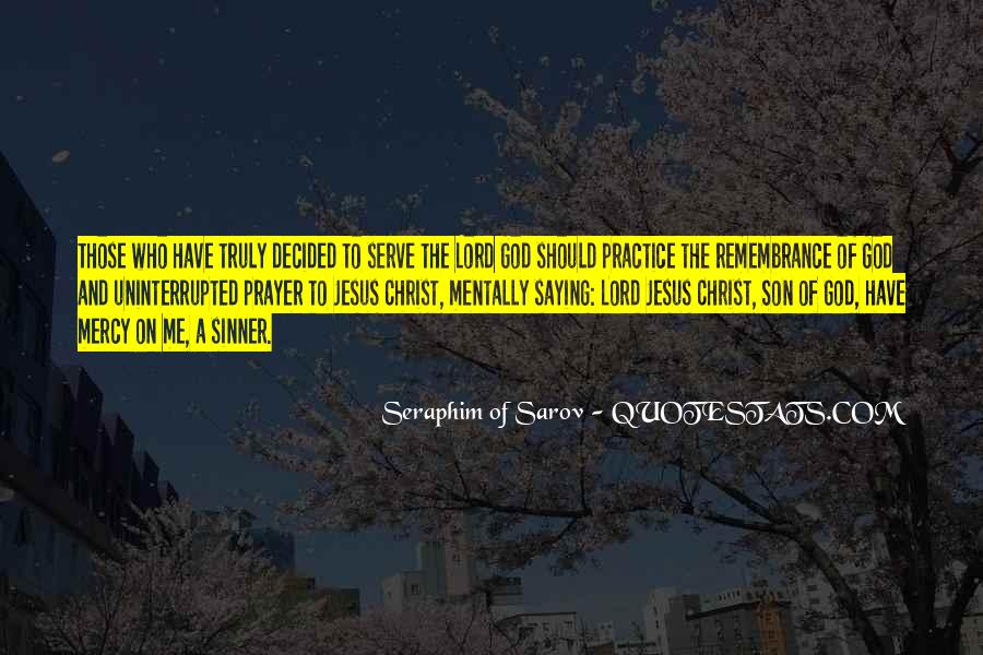 Sinner's Prayer Quotes #502160