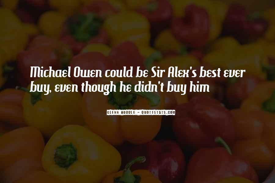 Sir Alex Quotes #1629447