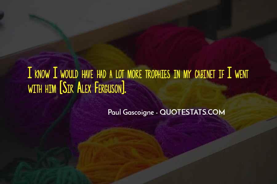 Sir Alex Quotes #786922