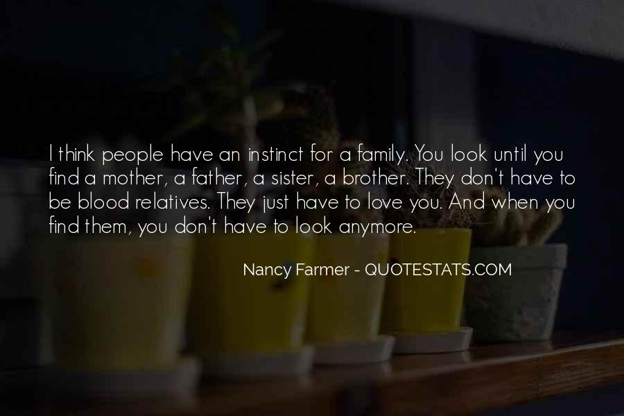 Sister Nancy Quotes #348121